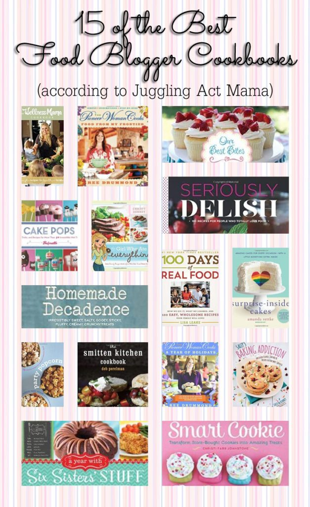 Top Blogger Cookbooks!