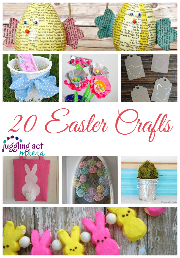 20 Easter Crafts