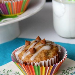 Cinnamon Banana Bread Muffins from The Bitter Side of Sweet