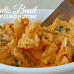 Tomato Basil Compound Butter