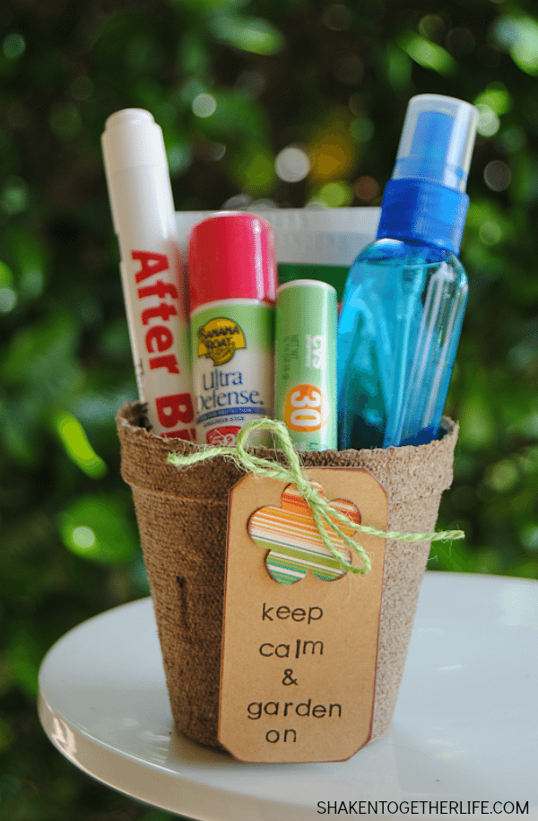 keep calm garden on diy gifts for gardeners
