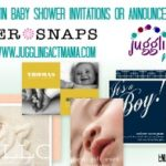 Baby Shower Planning Tips + PaperSnaps Giveaway