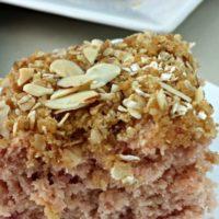 Apple Almond Coffee Cake via Juggling Act Mama