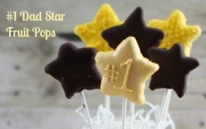 Father's Day Star Fruit Pops