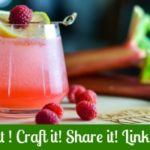 Cook it! Craft it! Share it! Link Party #51