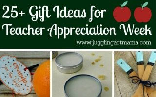 25+ Ideas for Teacher Appreciation Week