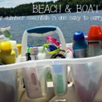 Summer Essentials: Make your own Beach & Boat Tote