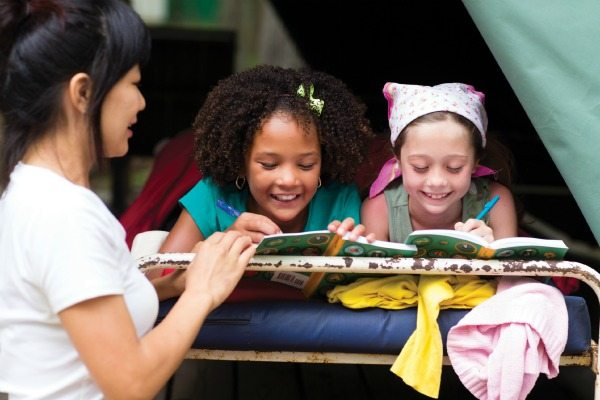 Girl Scouts Programs Counts & Healthy Habits