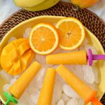 Mango Orange Pops - Juggling Act Mama