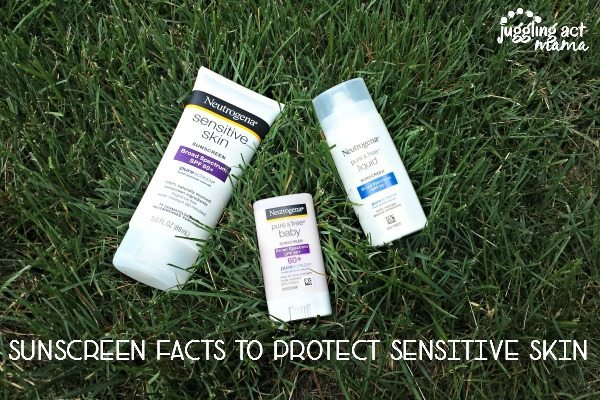 Neutrogena Broad Spectrum Sunscreen