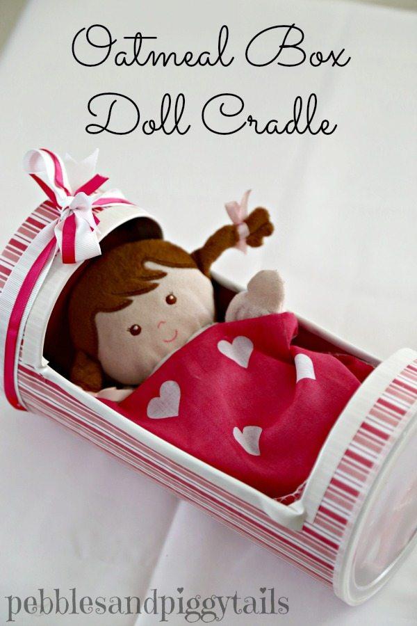 Oatmeal-Box-Doll-Cradle 1