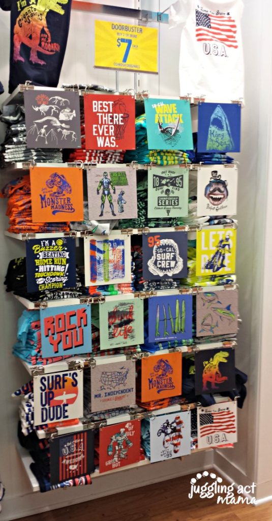 OshKosh Boys T-shirts