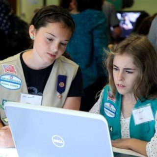 Girl Scouts Programs Together Counts & Healthy Habits
