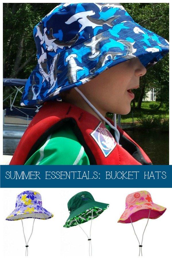Summer Essentials - Bucket Hats
