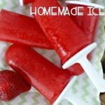 Homemade Ice Pops with Oakhurst