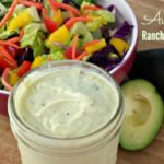 Avacado Ranch Dressing