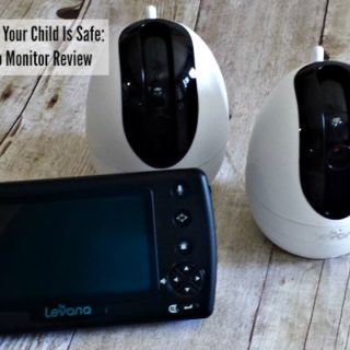 Do More Knowing Your Child Is Safe Levana Ovia Video Monitor Review