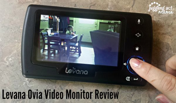 Levana Ovia Video Monitor Review