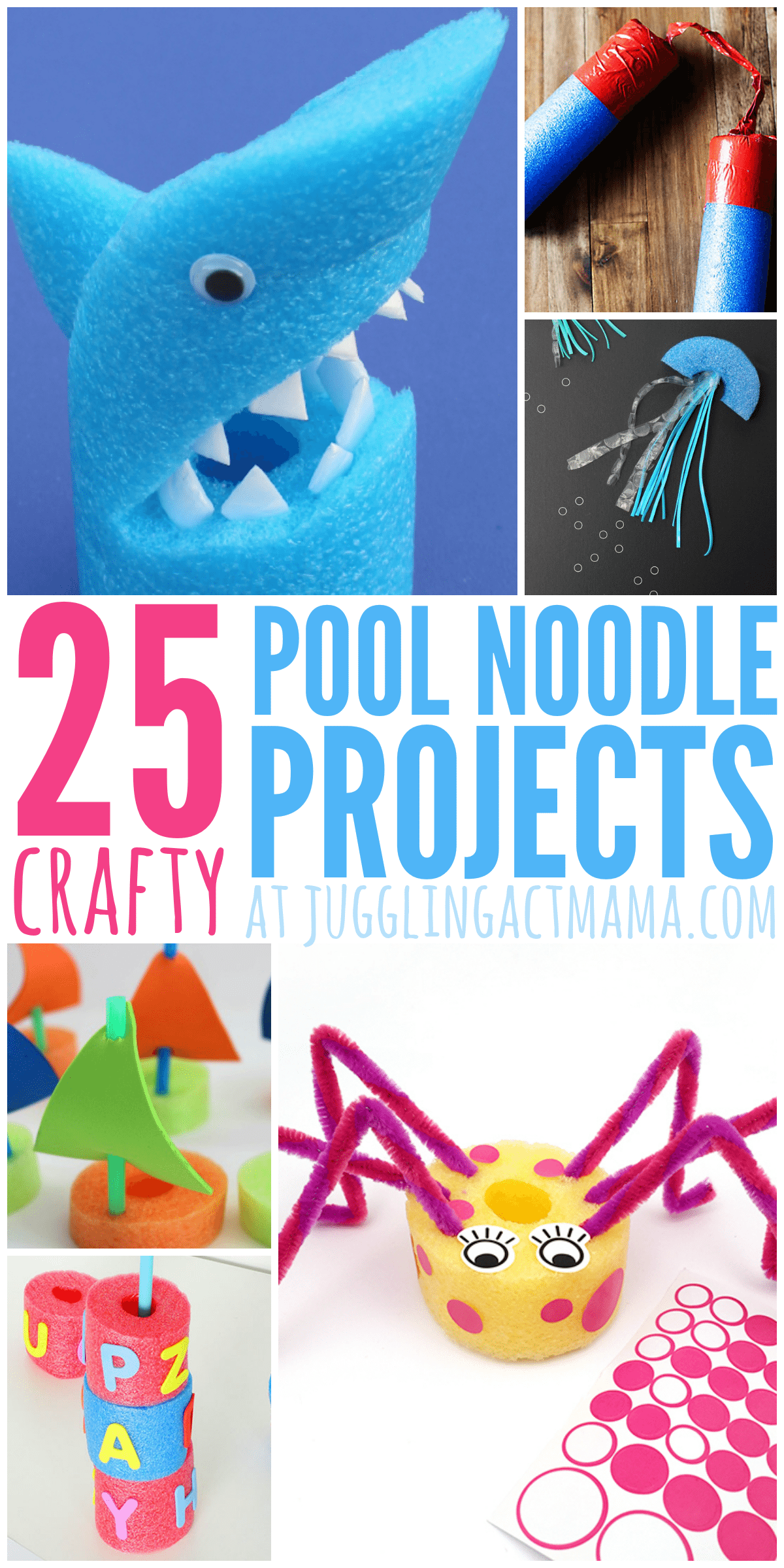 Pool Noodle Projects