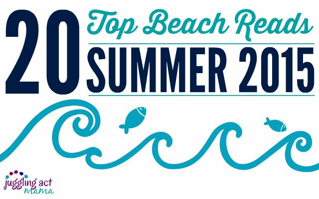 Top 20 Beach Reads Summer 2015