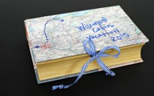 DIY Custom Vacation Memory Box