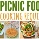 Easy Picnic Foods