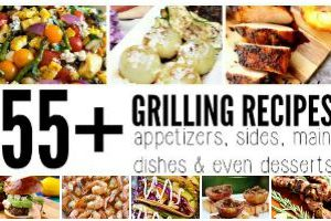 grilling recipes feature
