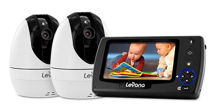 enter to win a levana ovia video monitor