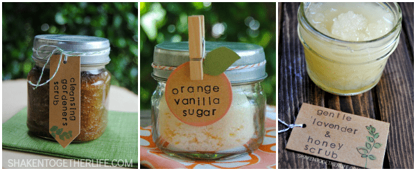 More fun gifts in jars from Shaken Together!