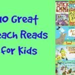 10 Great Beach Books for Kids