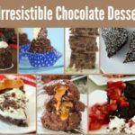 20 Irresistible Chocolate Desserts
