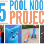 25 Fun Pool Noodle Crafts