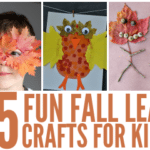 Fun Fall Leaf Crafts for Kids