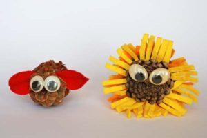 pinecone craft 5