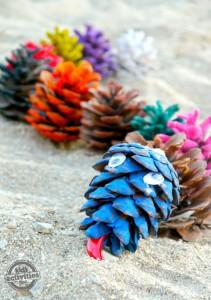 pinecone craft 2