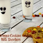 Fall Cookies and Ghostly Milk Shooters Recipe, Printable and more!