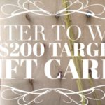 $200 Target Giveaway – Enter on Instagram