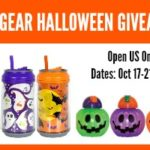 Cute Halloween Cups from Cool Gear + Giveaway