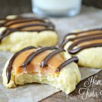 Homemade Twix Cookies