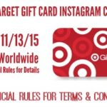 $200 Target Gift Card Instagram Contest