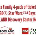 LEGO® Star Wars™ Days at LEGOLAND Discovery Center Boston Giveaway