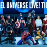 Marvel Universe LIVE! Tickets