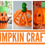 Pumpkin Parade: 20 Fun Pumpkin Crafts