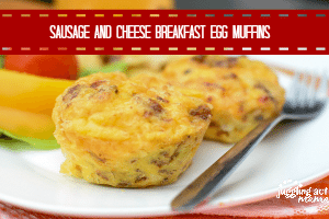 Breakfast Muffins Feature