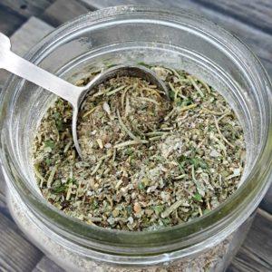 HOMEMADE SEASONING Garlic & Herb Blend