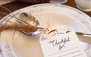Thanksgiving Gratitude Cards