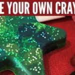 How to Make Your Own Star Crayons