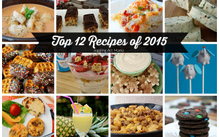 Top 12 Recipes of 2015