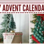 DIY Advent Calendars and Activities
