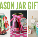 18 DIY Mason Jar Gifts